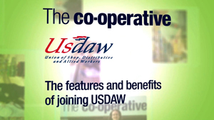 The features and benefits of joining USDAW
