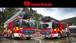 Rosenbauer Uk - Tech Day